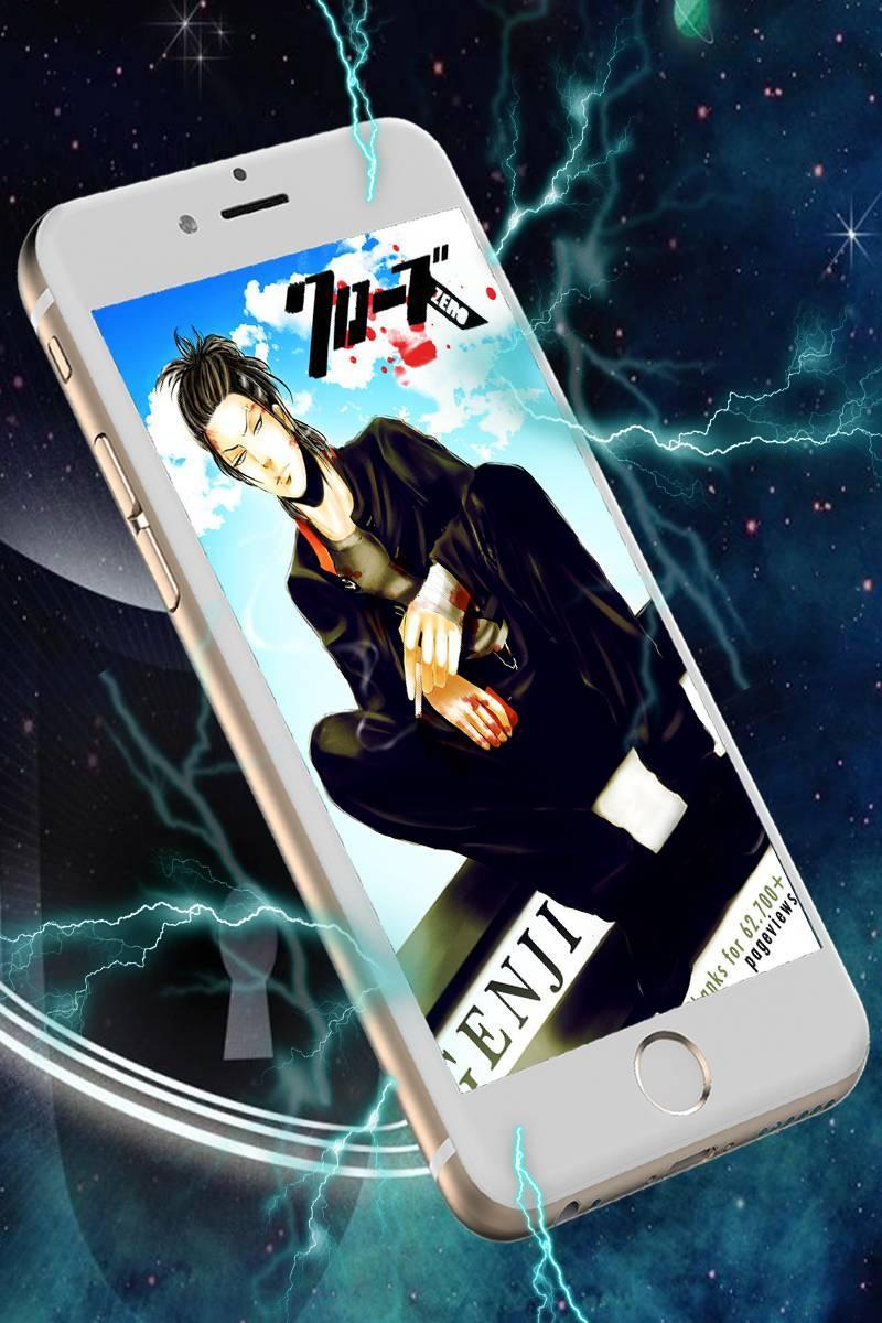 Crows Zero Live Wallpaper For Android Apk Download