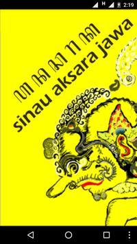 Sinau Aksara Jawa poster