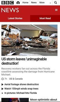 All in 1 News screenshot 3