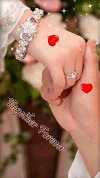 Love Forever Wallpaper 截图 3