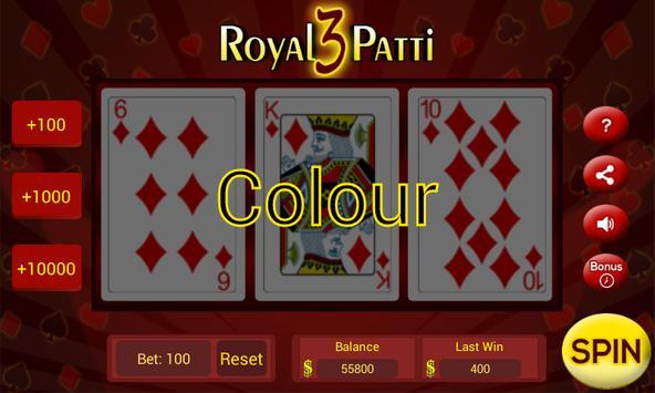 Royal Teen Patti Slot screenshot 1