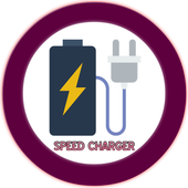 Speed Charger Fast Charging icon