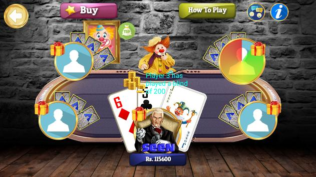 Teen Patti Crown screenshot 2