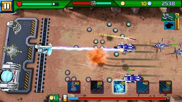 Tank ON 2 - Jeep Hunter apk screenshot