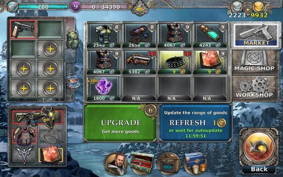 Gunspell - Match 3 Battles apk 截图