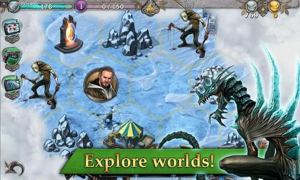 Gunspell - Match 3 Battles APK-screenhot