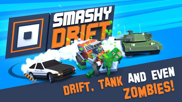 Smashy Drift स्क्रीनशॉट 1