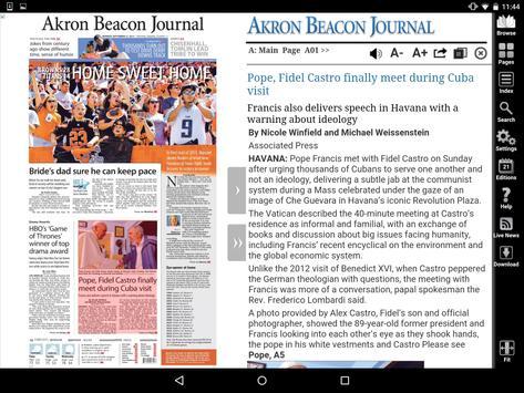 Akron Beacon Journal apk screenshot