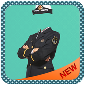 New Woman Army Photo Suit icon