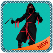 Ninja Photo Suit icon