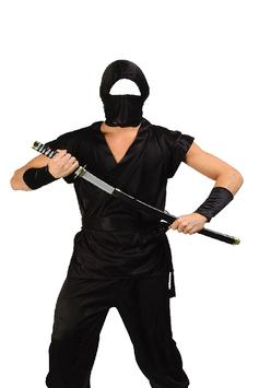 Ninja Photo Suit apk screenshot