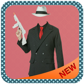Gangster Fashion Photo Suit icon