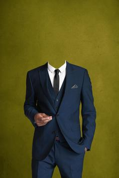 Korean Man Photo Suit poster
