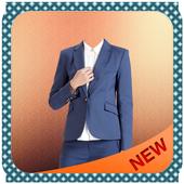 Photo Suit Woman Fashion icon