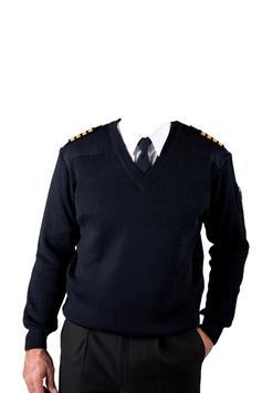Pilot Man Photo Suit Editor apk screenshot