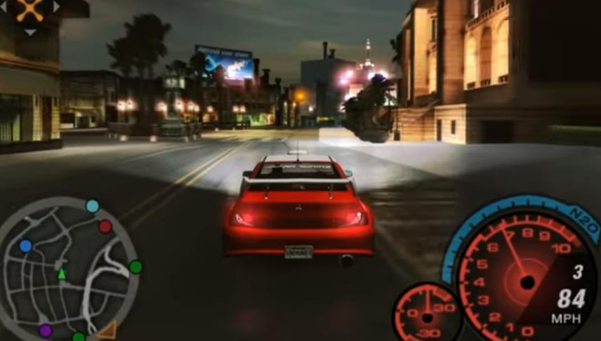 need for speed underground 2 games free download