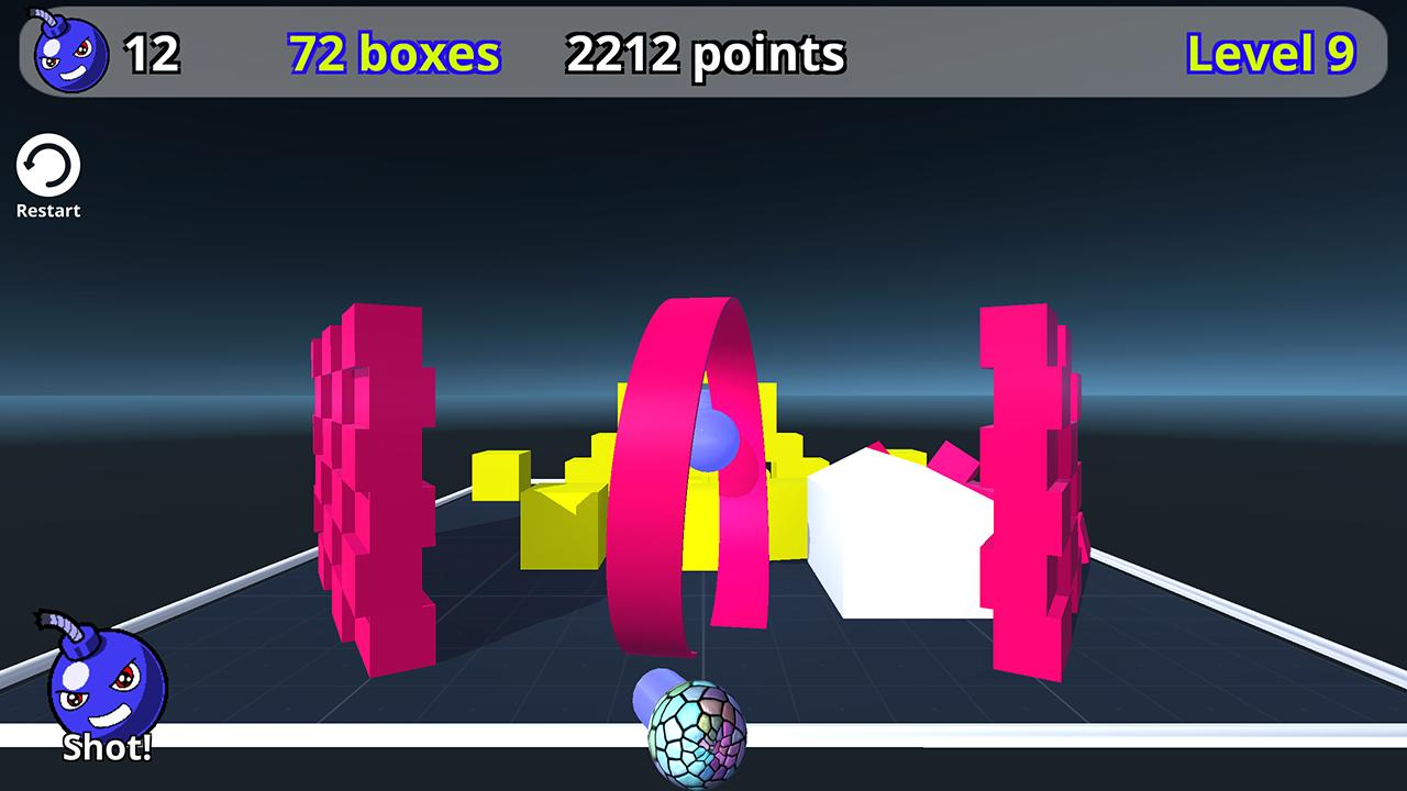 Physics Simulation Destruction with Bombs 3D for Android