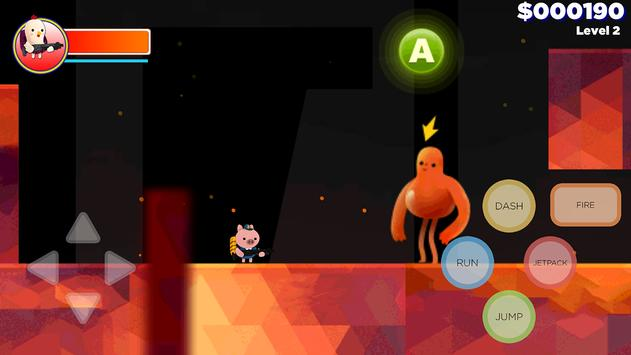 Chicken to the Rescue apk screenshot