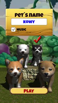 Talking Dogs Virtual Pet screenshot 5