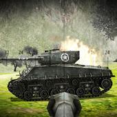 Tank war multiplayer simulator icon