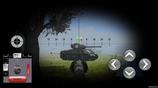 Tank war multiplayer simulator screenshot 4