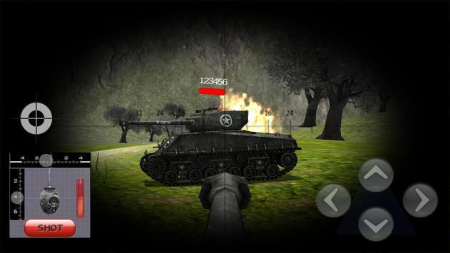 Tank war multiplayer simulator screenshot 9