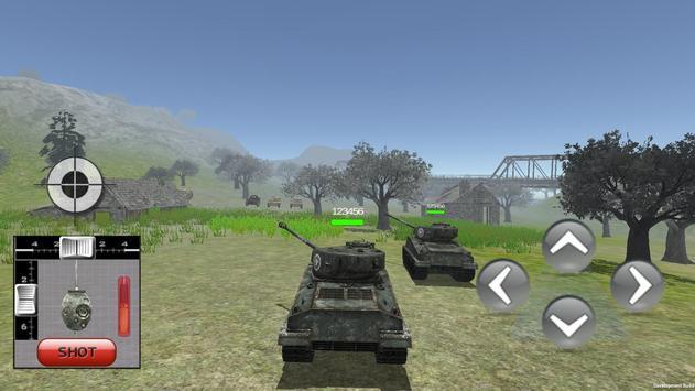 Tank war multiplayer simulator screenshot 13