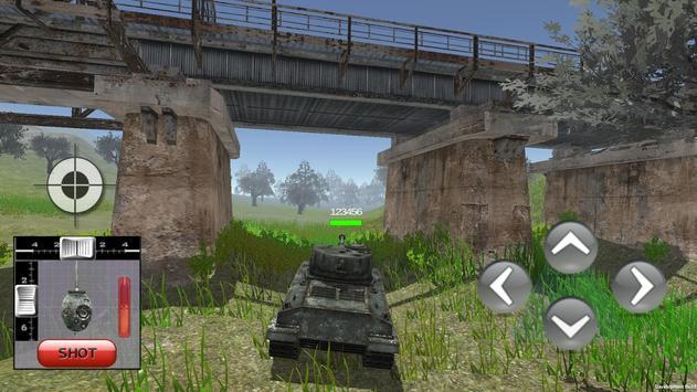 Tank war multiplayer simulator screenshot 2