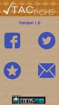 TicTacToe apk screenshot