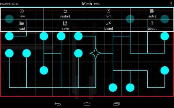 Mesh screenshot 10