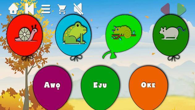 Learn Igbo for Kids 截图 21