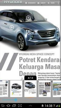 Hyundai Motor World Indonesia poster
