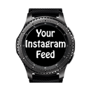 Social Photo Feed For Gear S2/S3 APK