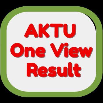 AKTU One View Result screenshot 6