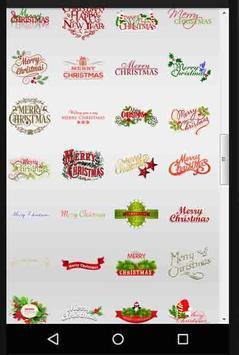 Christmas Greeting Cards apk screenshot