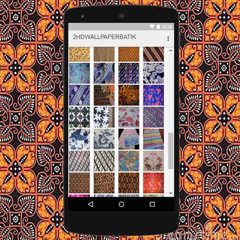 HD Wallpaper Batik Indonesia安卓下载,安卓版APK