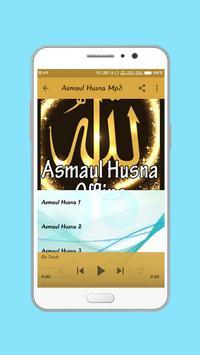 Asmaul Husna Mp3 screenshot 1
