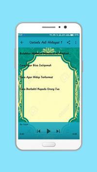Ceramah Adi Hidayat Baru Offline screenshot 1