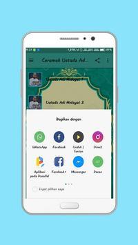 Ceramah Adi Hidayat Baru Offline screenshot 2
