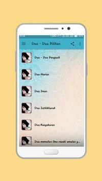Doa Doa Harian Pilihan Offline screenshot 1