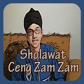 Sholawat Ceng Zam Zam Populer Offline icon