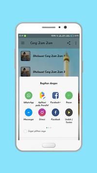 Sholawat Ceng Zam Zam Populer Offline screenshot 3