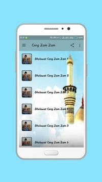 Sholawat Ceng Zam Zam Populer Offline screenshot 1