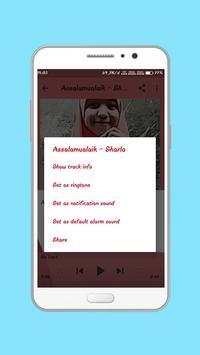 Sholawat Sharla Martiza Mp3 Offline screenshot 3