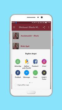 Sholawat Sharla Martiza Mp3 Offline screenshot 2