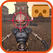 Survival Zombie Shooter VR icon