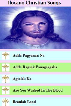 Ilocano Christian Songs apk screenshot