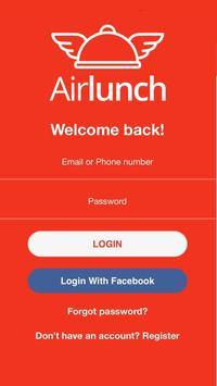 Airlunch screenshot 3