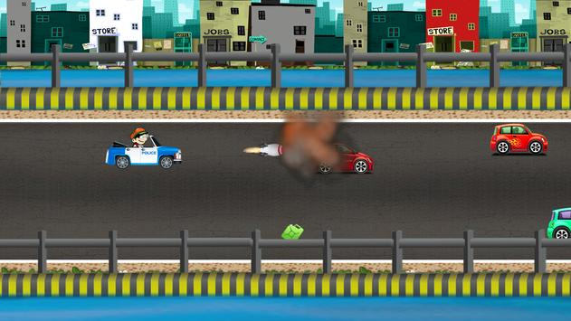 car racing games kids police apk screenshot