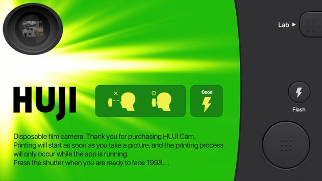 Guide For Pro Huji Cam poster
